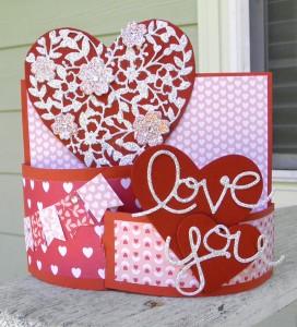 Bendi Valentine's Day Card