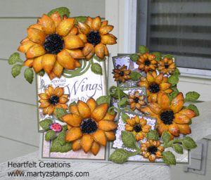 Heartfelt Creations inspiration from Marisa Jobs