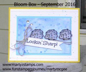 FSJ Sept Bloom Box - Marty